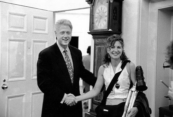 White House, Washington 1995